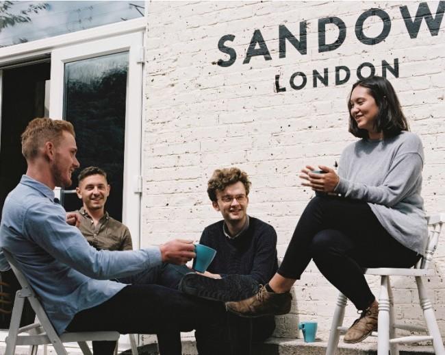 Sandows London | Courtesy of Sandows London | Credit: Photographer Lulu Ash
