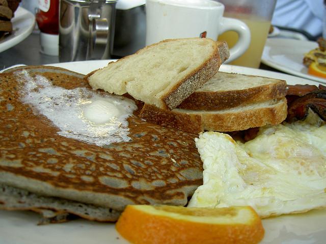 Blue Corn Pancake Breakfast   ©Dan4th Nicholas/Flickr
