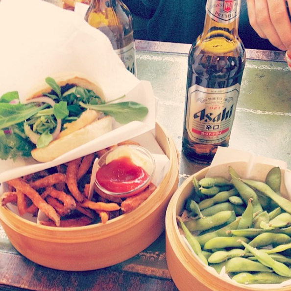 Shiso Burger   © FoodieBerlin