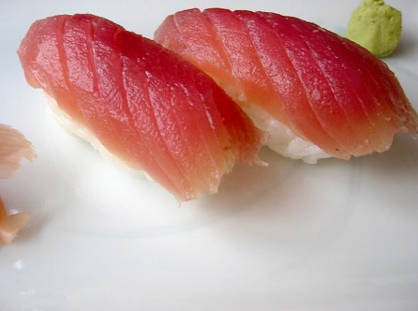 Tuna Sushi ©Jeremy Keith