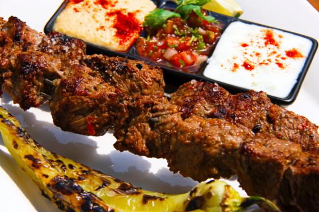 Shish Kebab|©Martin