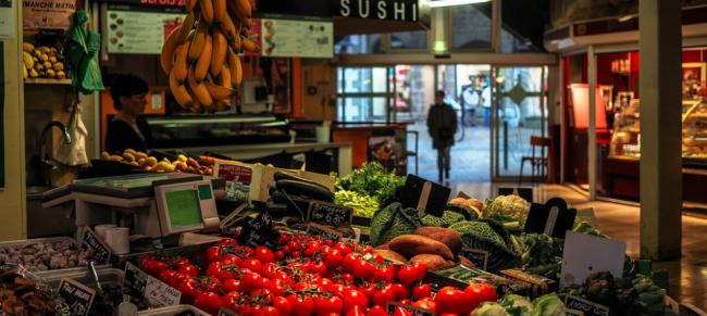 Jour de marché|©Thibault Poriel