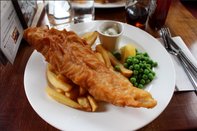 Fish and Chips | © Matt Hagwall/flickr