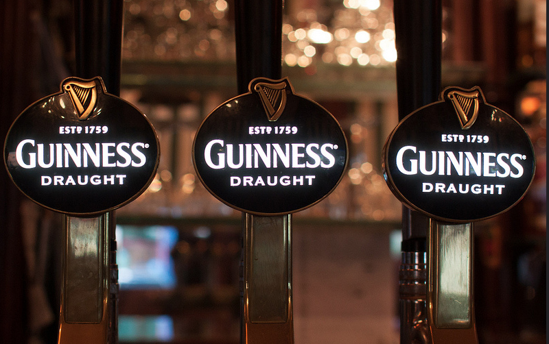 Guinness On Tap | © Tim Sackton/ Flickr
