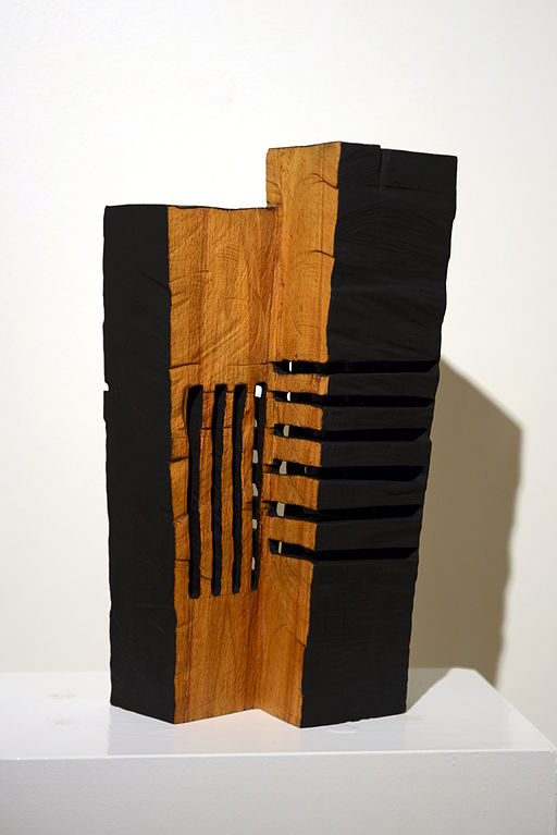 Ausstellung Jhemp Bastin, Sculptures, Galerie Simoncini, 22. November - 31. Dezember 2013 © Jwh/WikiCommons