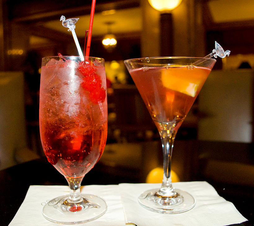 Cocktails © cbgrfx123/WikiCommons