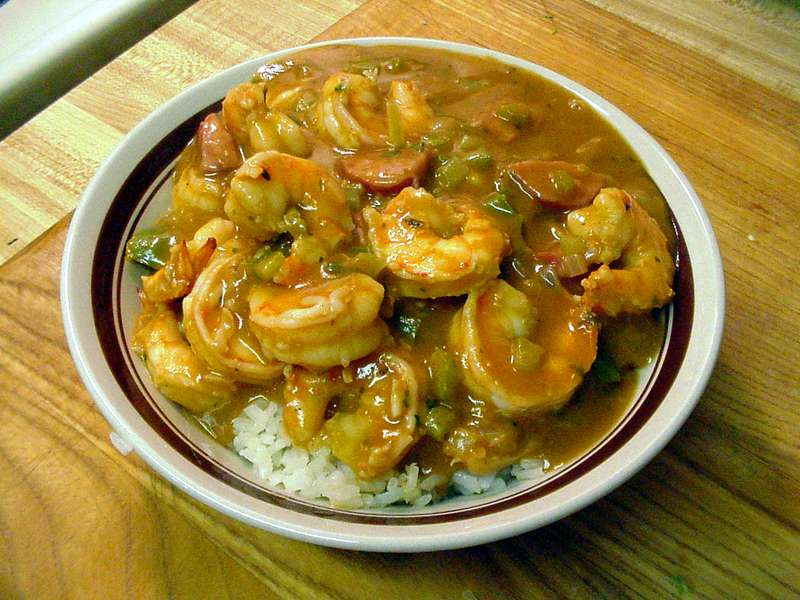 Shrimp Gumbo | © Jon Sullivan/WikimediaCommons