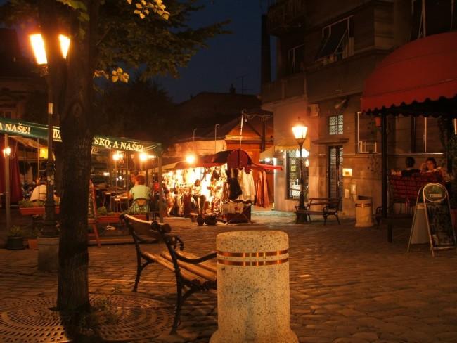 Skadrska Street, Second Visit to Belgrade   © Monika/Flikr