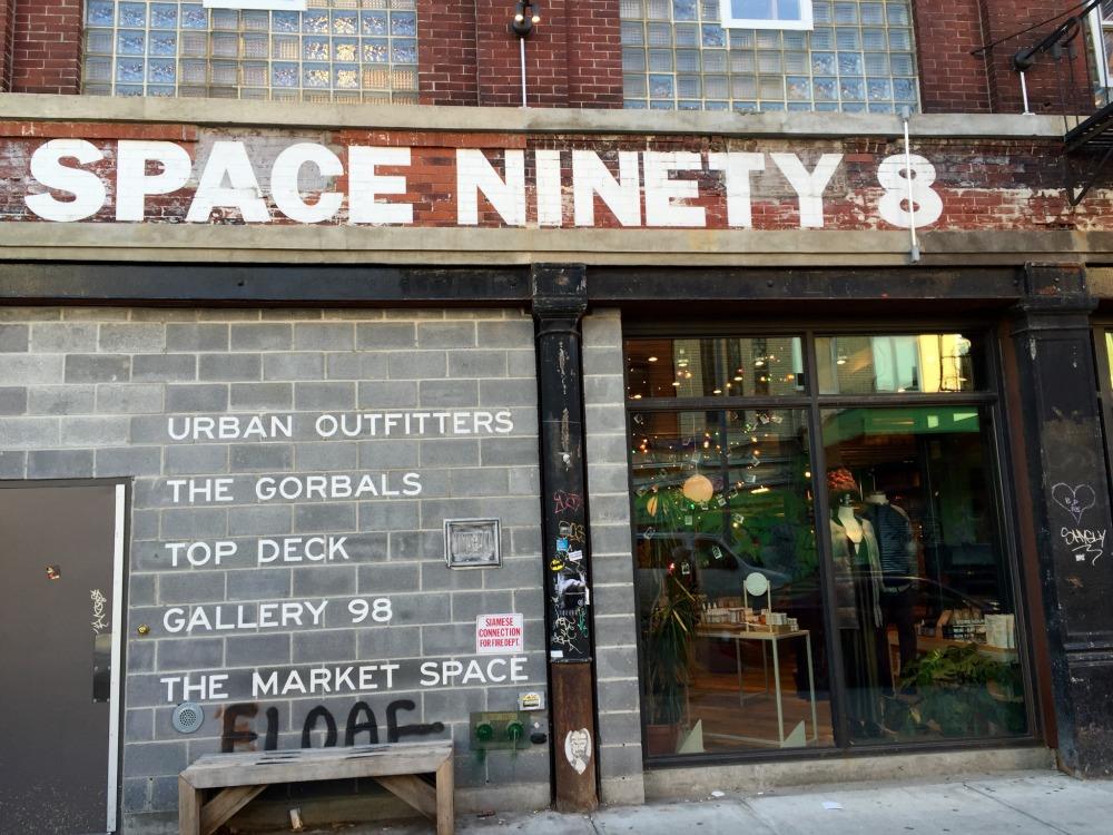 Space Ninety 8 | © Alexandra Letellier