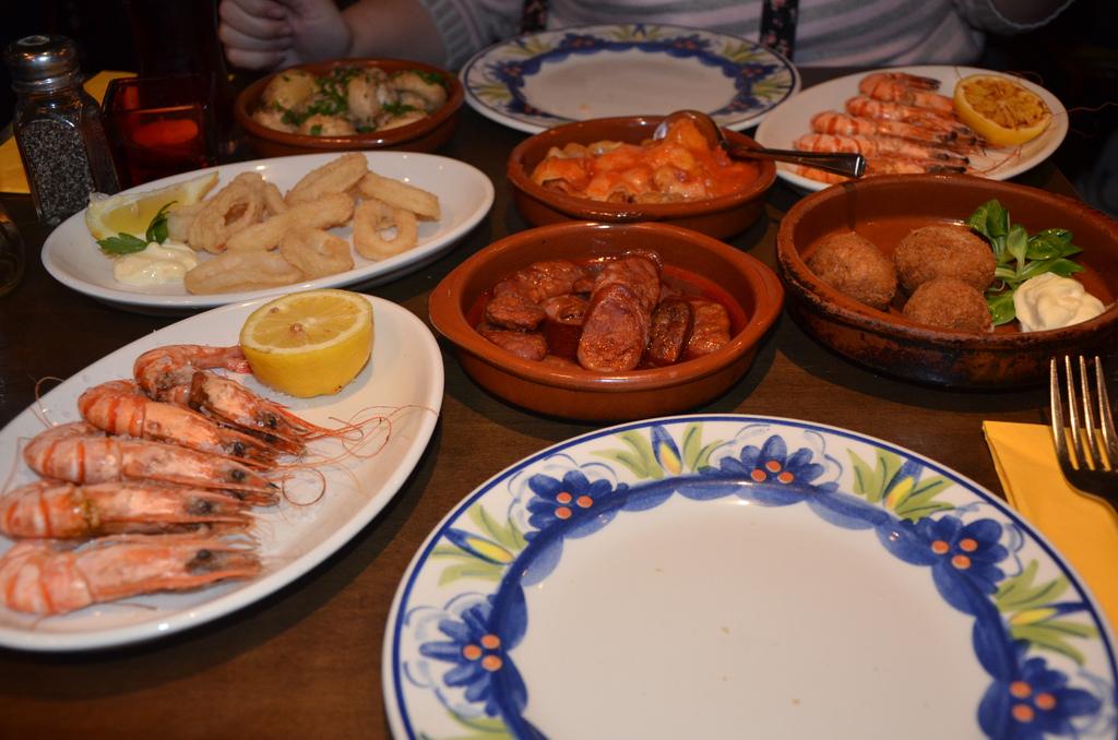 The Top 10 Restaurants In Almer 237 A Spain