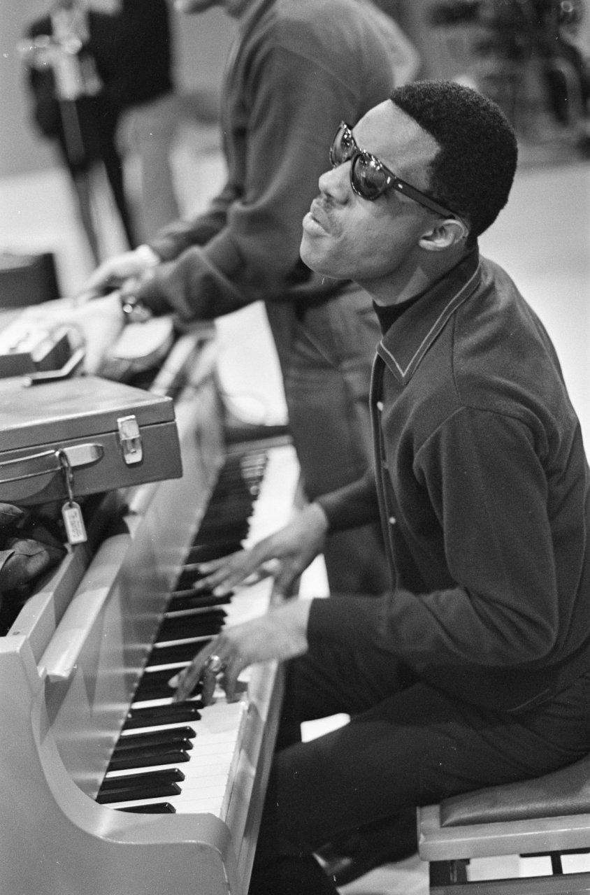 Stevie Wonder   © Nijs, Jac. de/WikiCommons