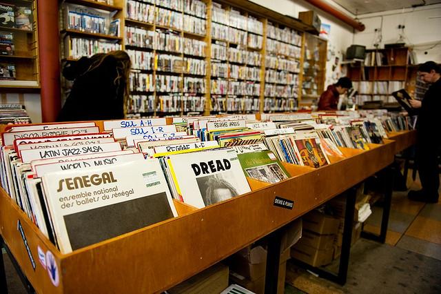 Vinyl Haven | ©Matthias Rhomberg/Flickr