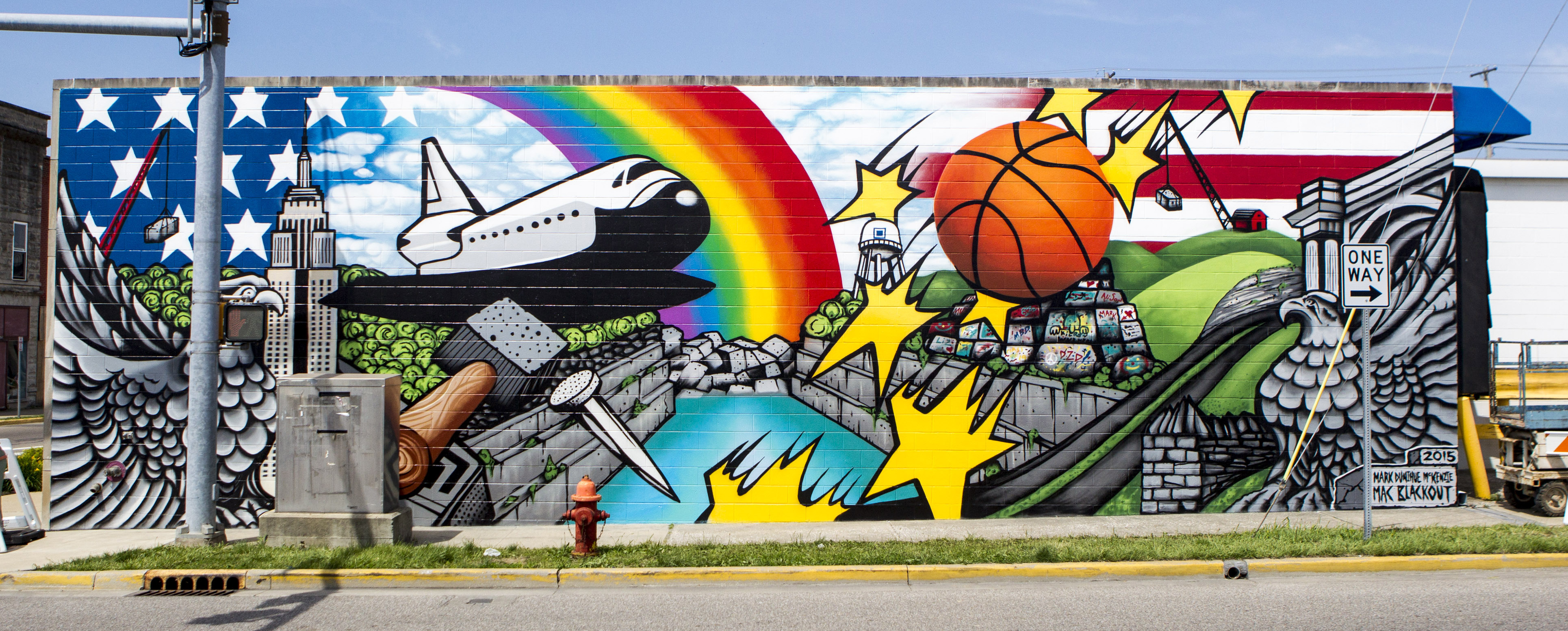 Stellar Mural Project | Courtesy of Mac Blackout