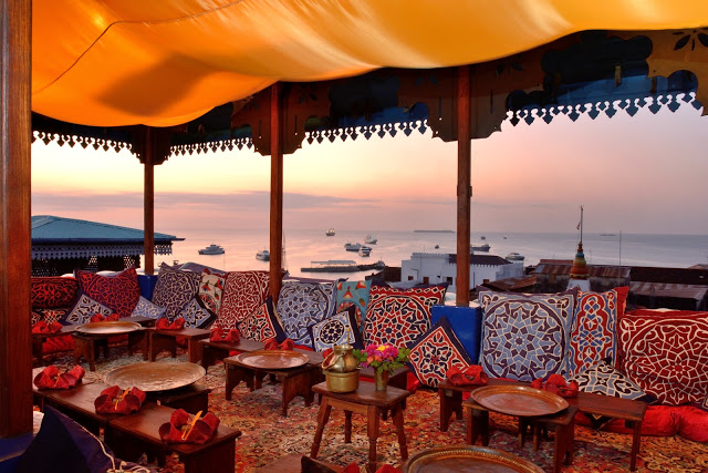 The top 10 restaurants in stone town zanzibar for Zanzibar house music