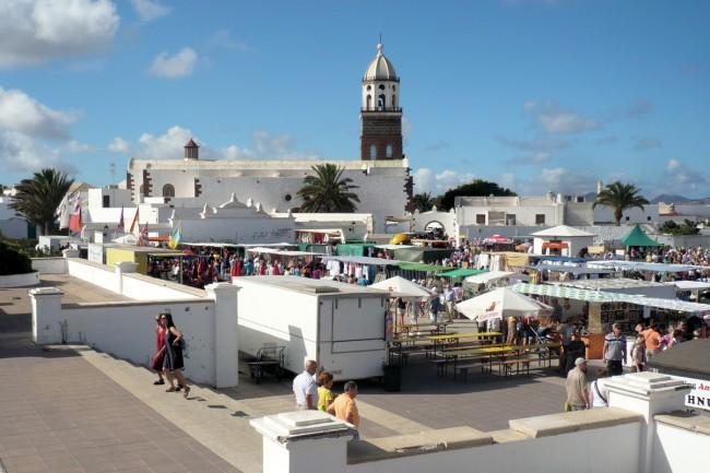 Teguise, Markt | © Wiki05/WikiCommons