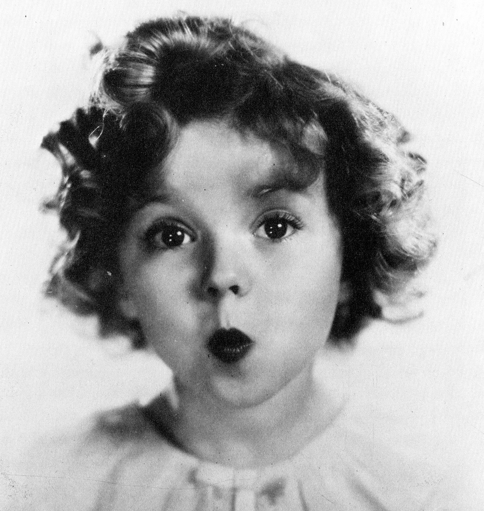 Shirley Temple   Ⓒ Kate Gabrielle/Flickr