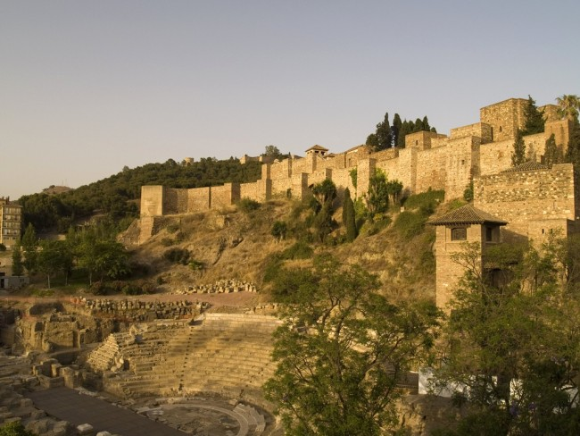 The Alcazaba of Almería | © Fernando Vivar/Flickr