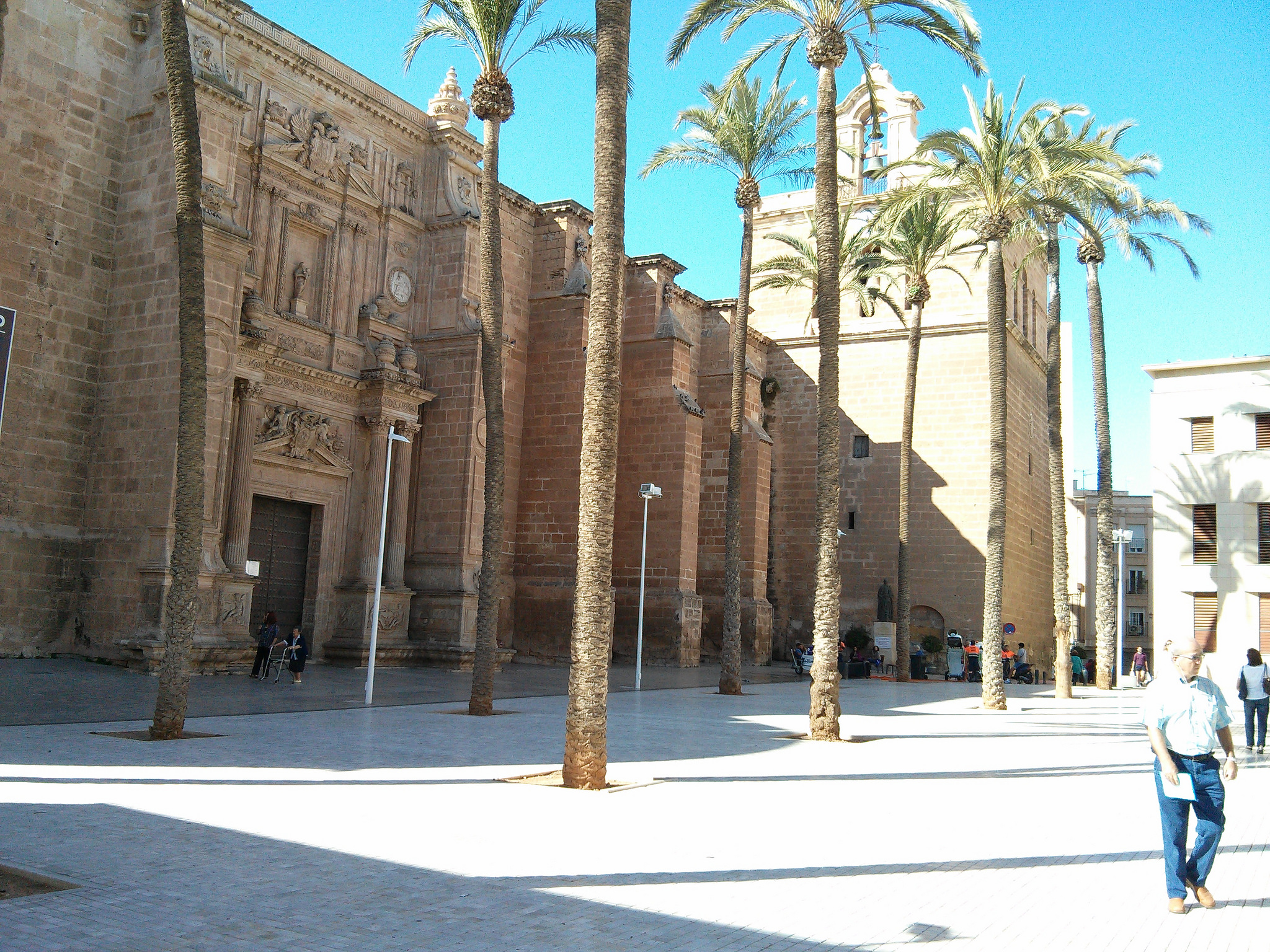The Cathedral of Almería | © Martin Stone/Flickr