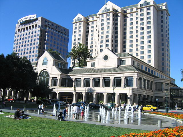 The Fairmont Hotel in San Jose | © Tim Wilson/Flickr