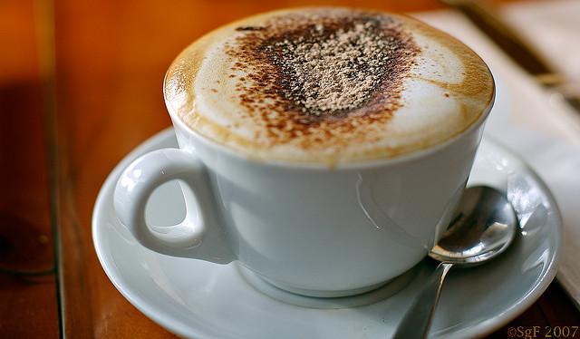 Cappuccino | ©Sacha Fernandez/Flickr