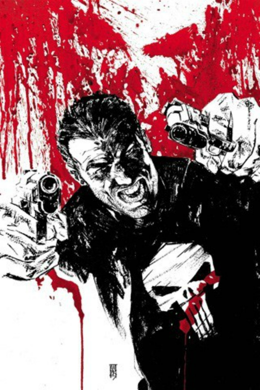 The Punisher iPhone wallpaper   © xploitme