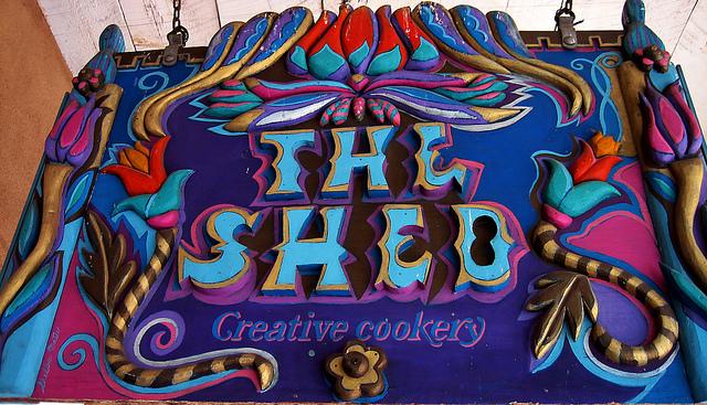 The Shed | ©JWSherman/Flickr