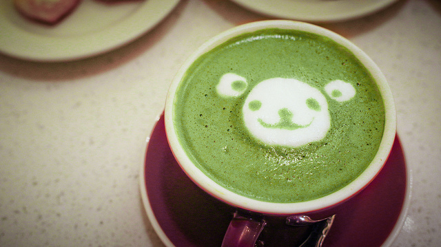Matcha Latte   ©cgc76/Flickr