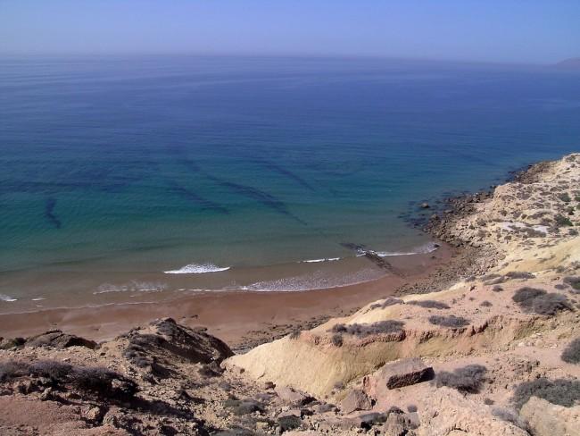 Crique au nord d'Agadir | © Hugues/Flickr
