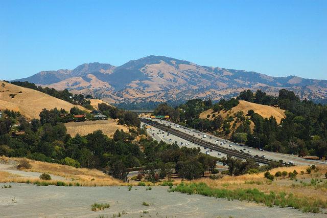 The foothills of Mt. Diablo © Trurl66/Google Images