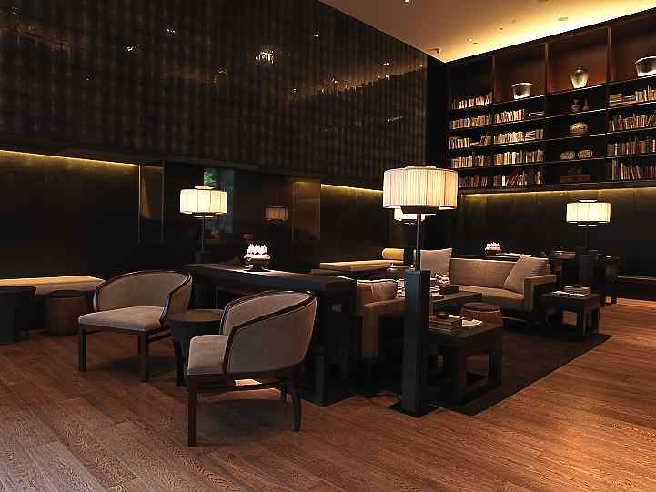 The 10 best hotels in shanghai - Interior leather bar free online ...