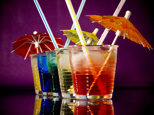 Tiki cocktails | © Alpha du Centaure/WikiCommons