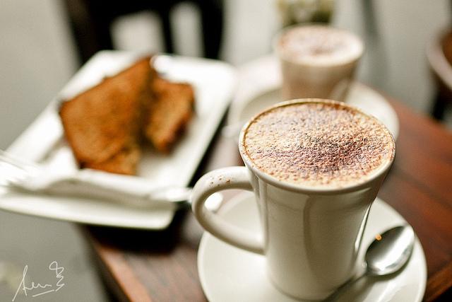 Hot Chocolate | ©Sacha Fernandez/Flickr