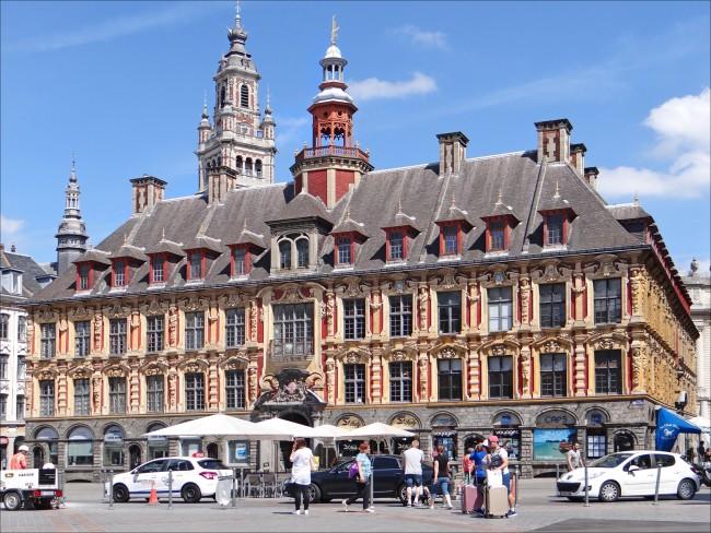 Vieille Bourse, Lille | © Jean-Pierre Dalbéra/Flickr