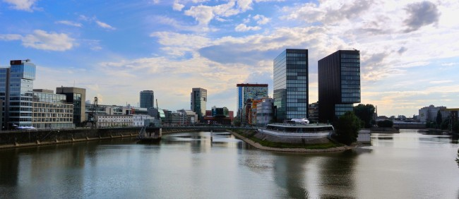 View of Düsseldorf | © Marco/Flickr