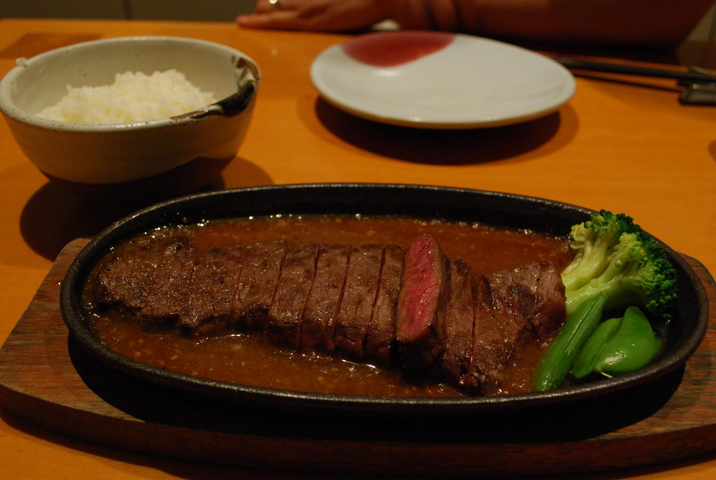 Wagyu Sirloin|©alpha/Flickr