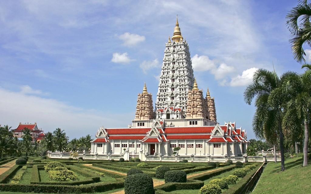 Wat Yansangwararam|©Armstrong White/Flickr