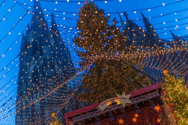 Christmas market | © Eremeev/WikiCommons