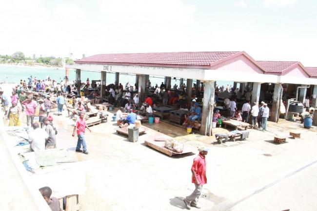 Kivukoni Fish Market | © Development Planning Unit University College London/WikiCommons