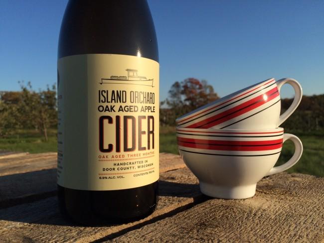 Wisconsin Cider