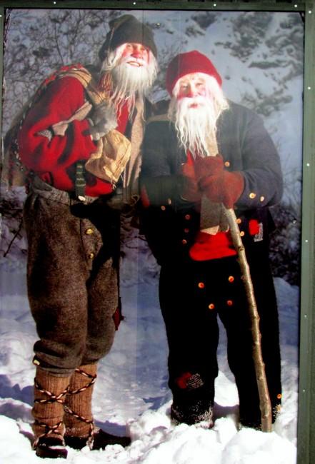 """Yule lads in Dimmuborgir""   © lusinemarg/Wikicommons"