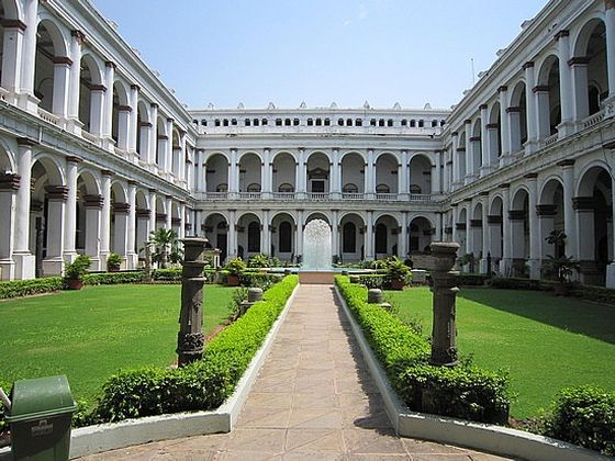 Indian Museum, Kolkata © WikiCommons