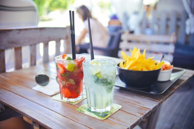 Cocktails © Ed Gregory/Pexels