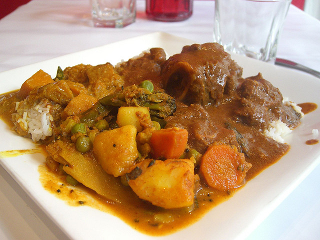 Indian cuisine | © Alpha/Flickr