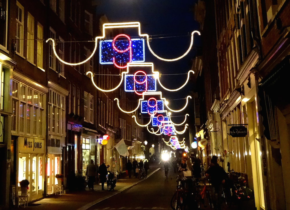 Apart from the Christmas markets, the Dutch are known as the best traders in the world © David Van Der Mark / Flickr