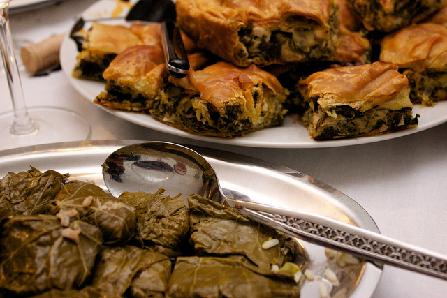 Greek specialties | © Alexander Baxevanis/Flickr