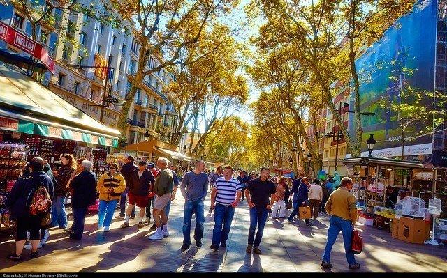 Barcelona | © Moyan_Brenn / Flickr