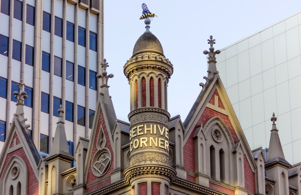 Beehive Corner on Rundle Mall | © Daniel James/Wikimedia Commons