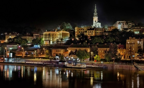 Belgrade at Night | © Dani Lavi 0007/WikiCommons