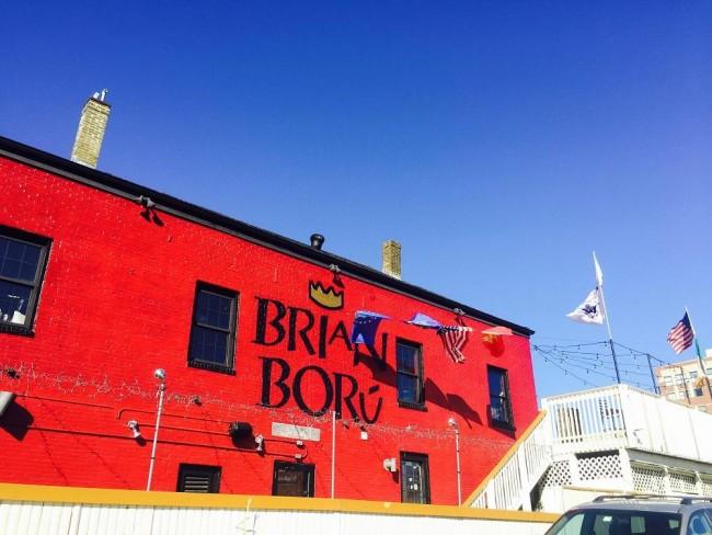 Brian Ború | Courtesy of Brian Ború