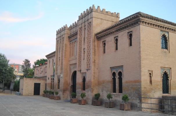 Antiguos palacios y Jardines de la Buhaira | © Anarey/WikiCommons